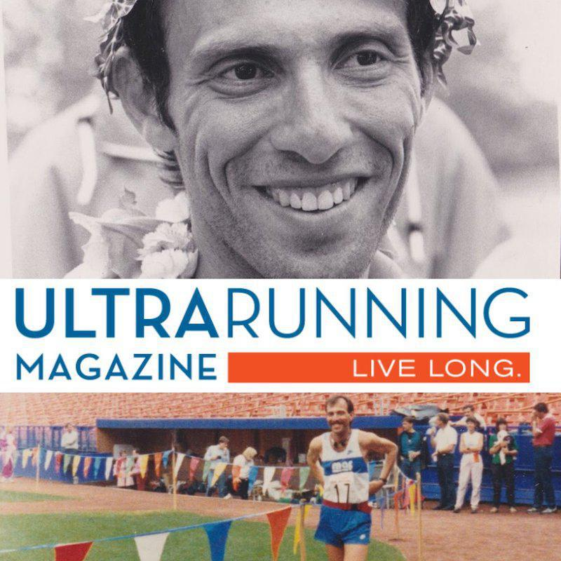 Ultra Running Magazine image